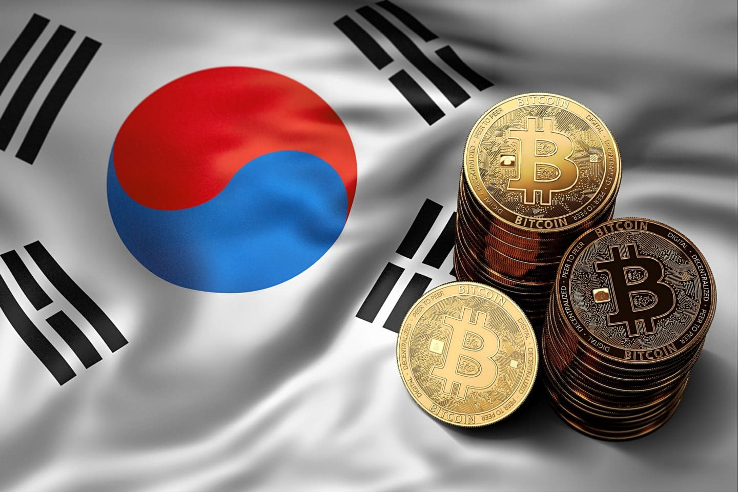 South Korea concedes to crypto currency