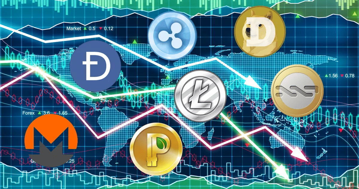 Why Are Altcoins Falling Faster Than Bitcoin?