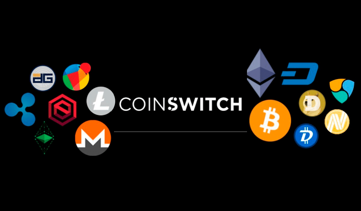 CoinSwitch setting to eliminate the need for open trading account exchanges
