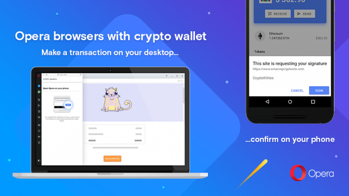 Opera to  Inaugurate Special 'Labs' Version of Built-In Crypto Wallet for Desktop Browser