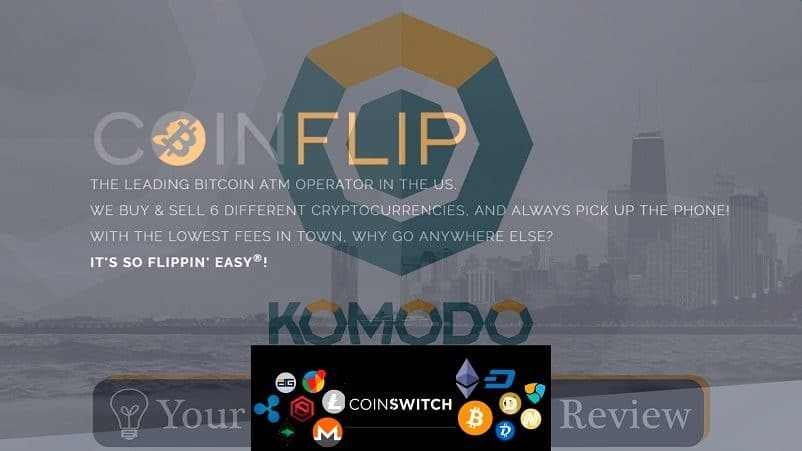 KMD gets listed on Coinflip