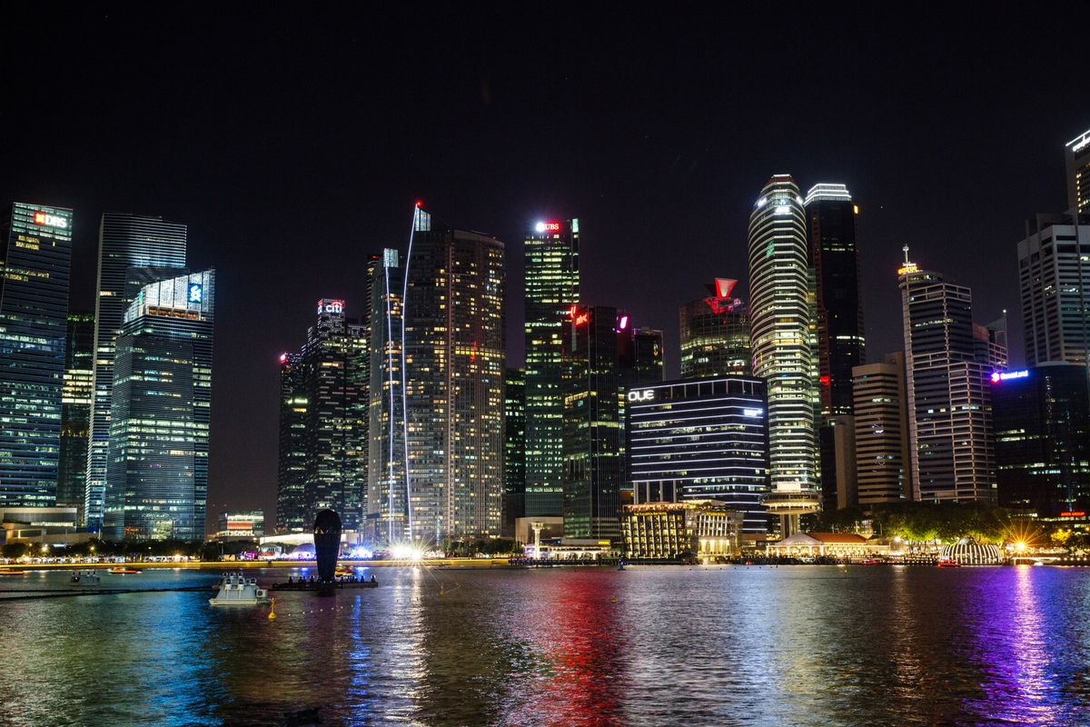 Singapore's sovereign wealth fund Invests In Cryptocurrency Exchange Through Venture Wing