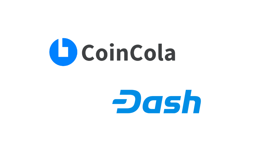 CoinCola Collaborates With Dash To Secure Trading At Crypto Market