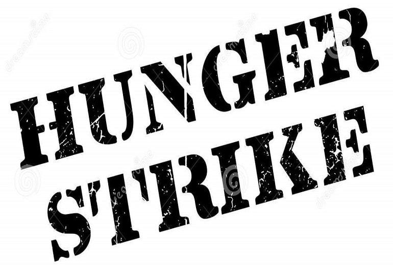 The Russian citizen, Alexander Vinnik, goes on hunger strike