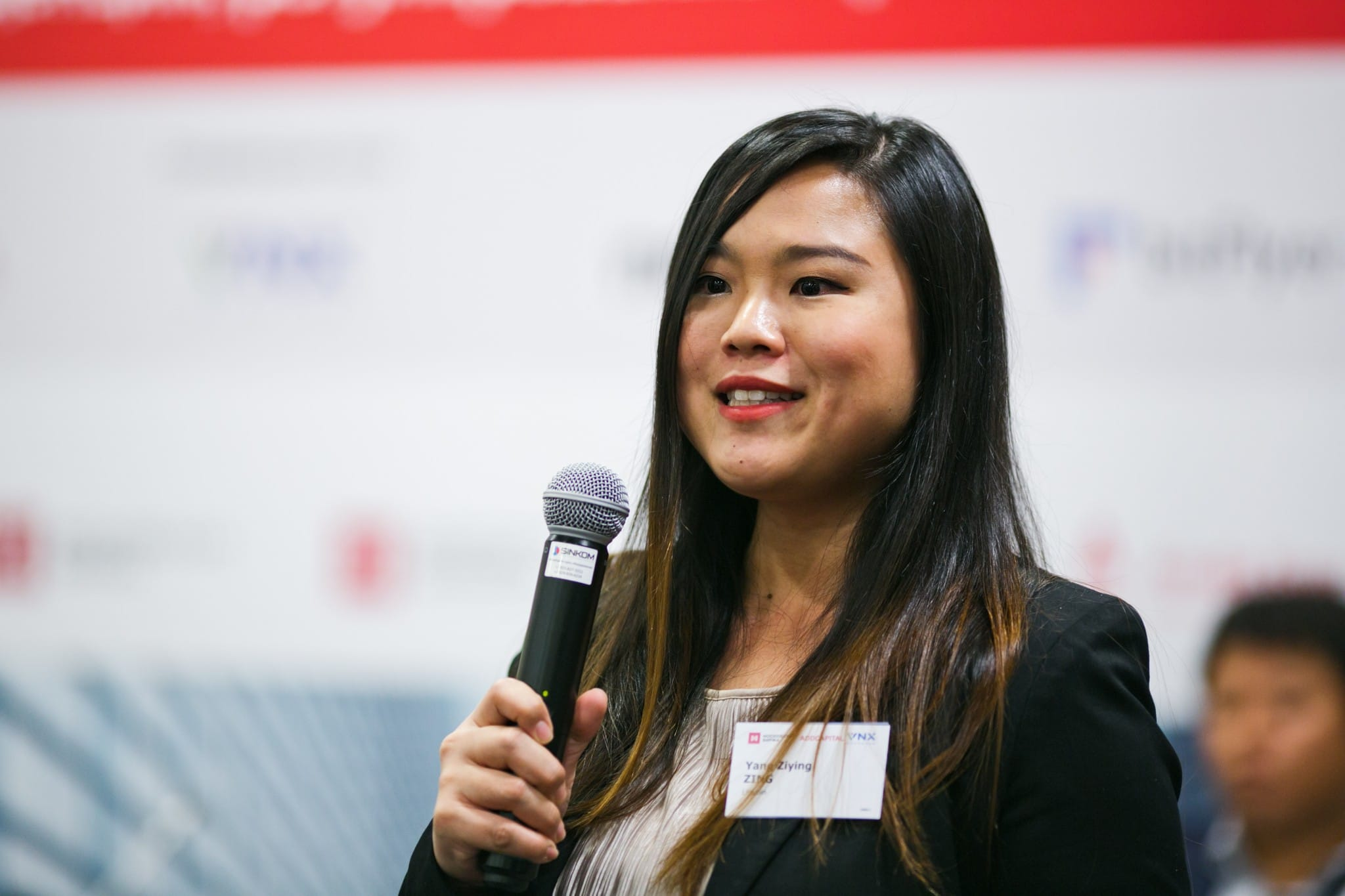 Zing Yang appointed as New Senior Vice President for VNX Exchange Asia