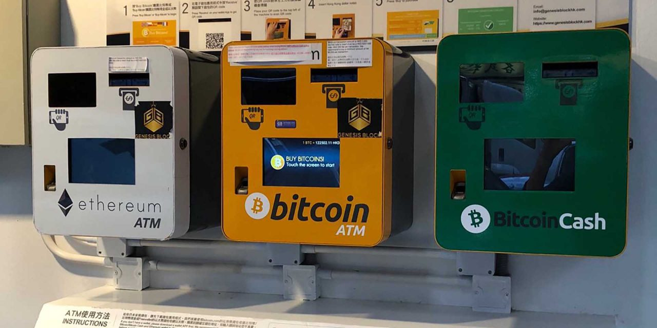 Cryptocurrency ATMs Worldwide Installation Doubled to More Than 4000 Machine This Year