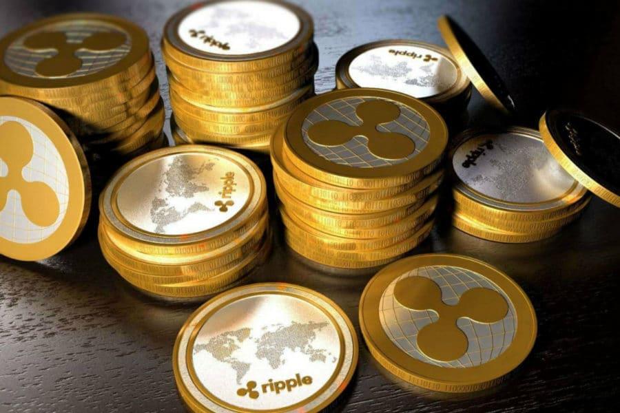 Ripple's token price crossed the Bitcoin's price