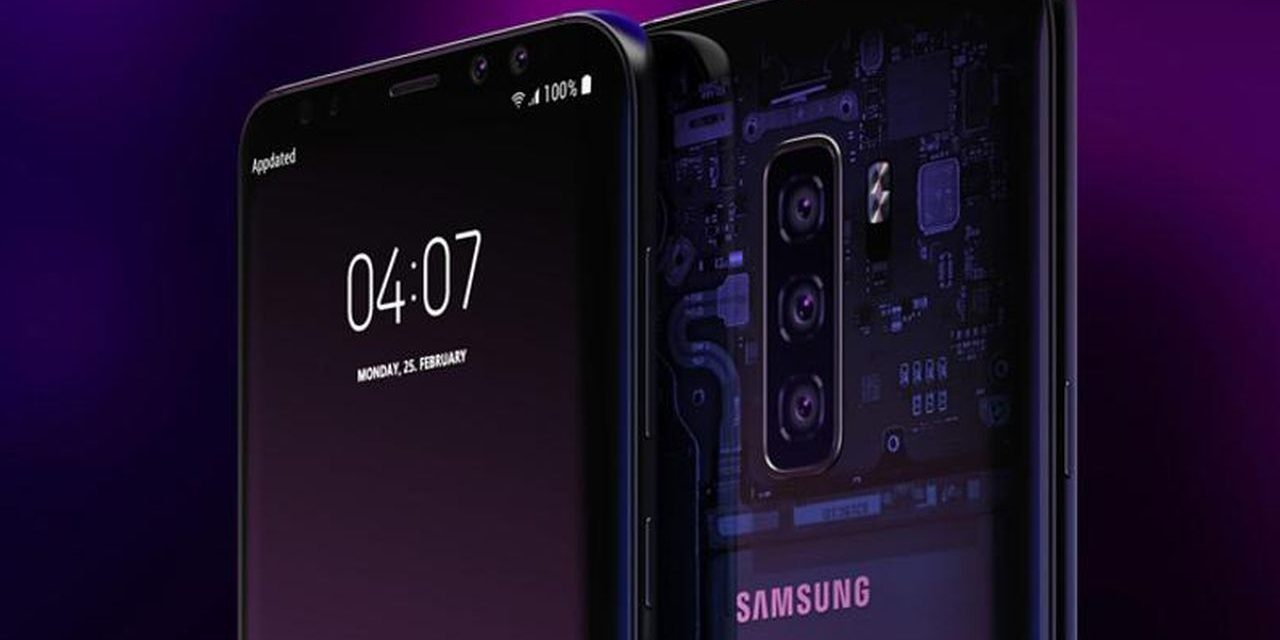 Samsung to make Galaxy S10 plans to develop a cryptocurrency wallet