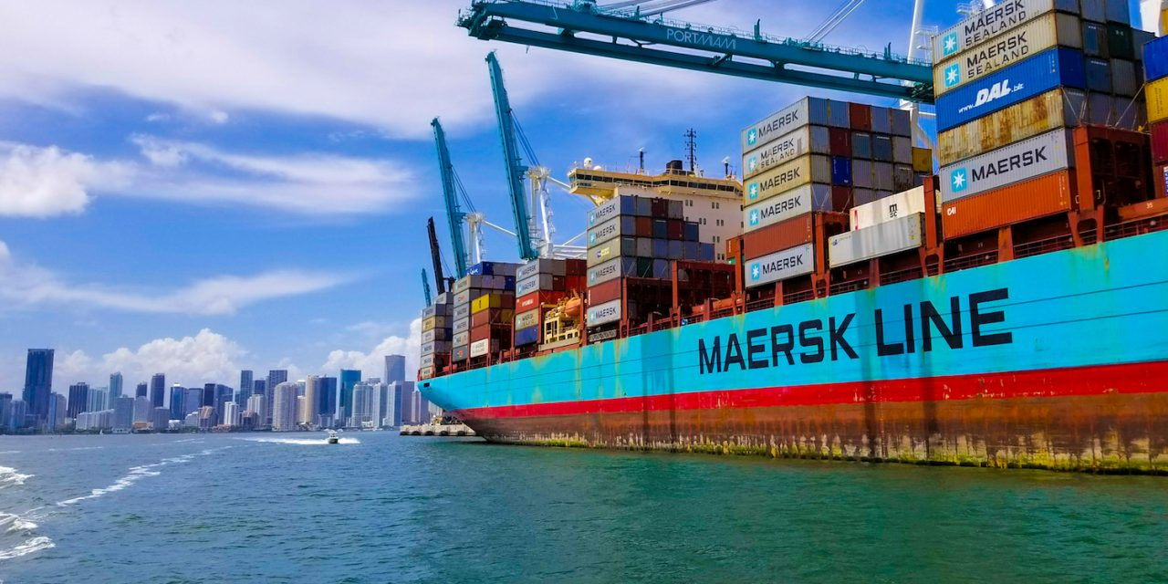 Maersk and IBM Launch Tradelens Blockchain Shipping Solution