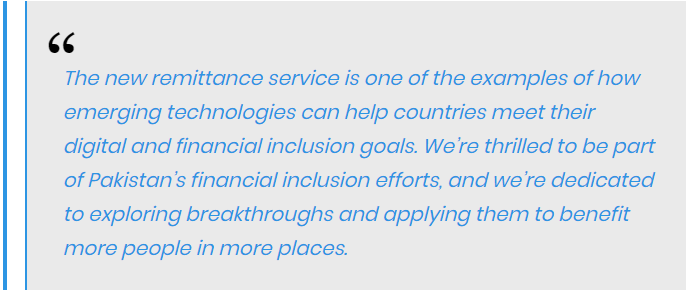 Eric Jing, Chairman, and CEO of Ant Financial stated