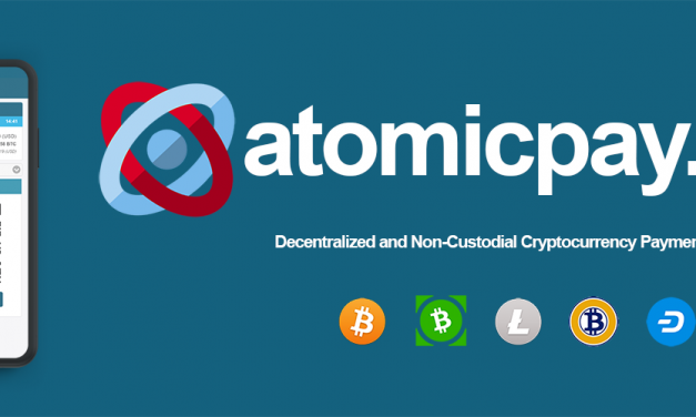 AtomicPay.io officially launches its non-custodial cryptocurrency payment solution