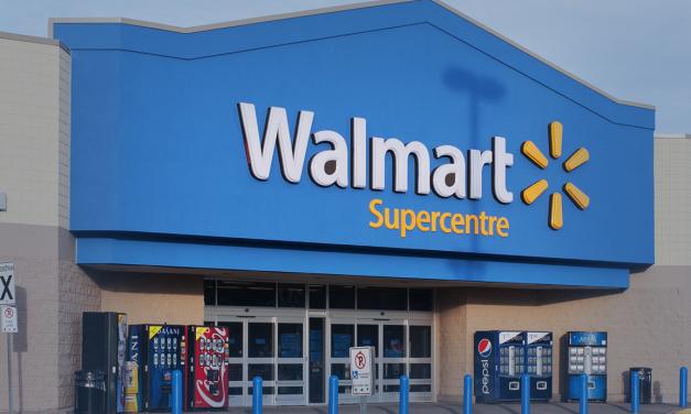 Walmart Gets Bold About Blockchain