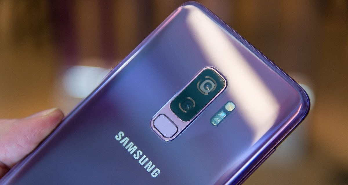 Samsung Galaxy announces new S10 that Includes Baked-In Storage for Private Keys