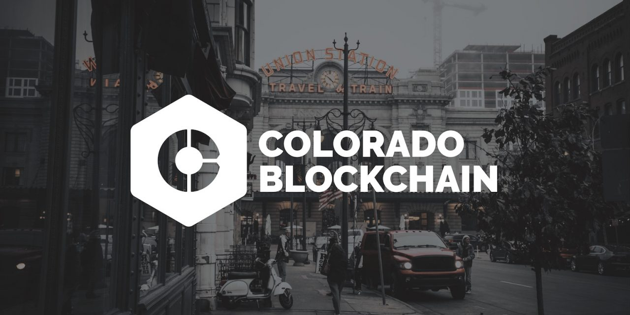Colorado Blockchain Company is open to funding and business