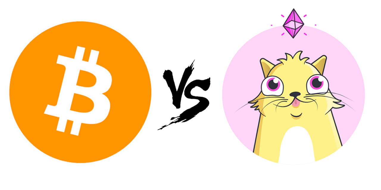 CryptoKitties transaction slows down on less-cute crypto concerns