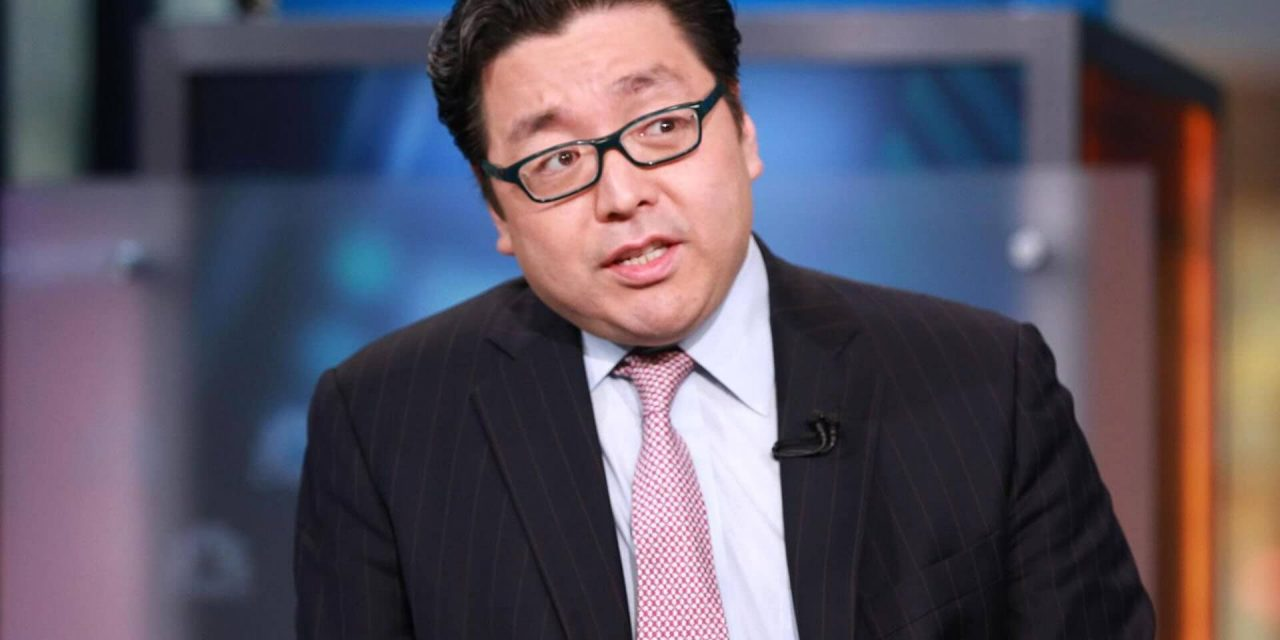 According to Bitcoin Perma-Bull Tom Lee, Bitcoin is Under-priced