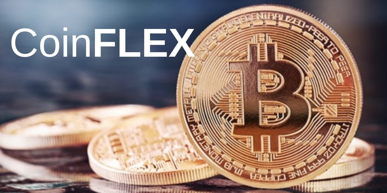 Bitcoin Futures trading desk CoinFLEX announced the launch of its own cryptocurrency