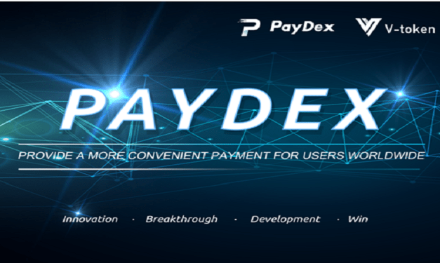 New Paydex creates crypto payment system for global circulation of technology