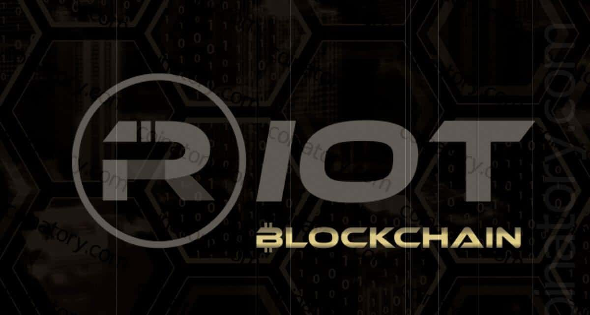Riot Blockchain Plans to Set-Up fully Regulated Cryptocurrency Exchanges in United States