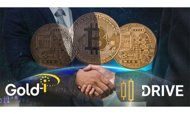 Gold-i collaborates with Crypto Exchange DRIVE Markets