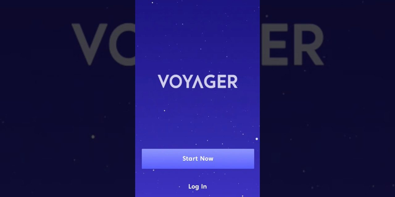 Voyager introduces new CRYpto App Update by Adding Advanced Market Data