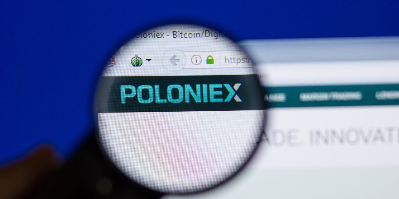 Crypto exchange Poloniex completes major systems upgrade