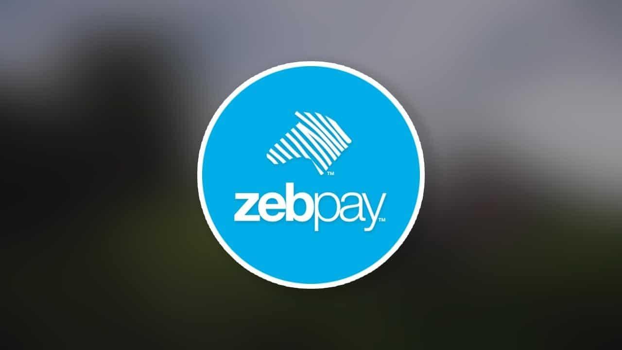 Cryptocurrency news india zebpay