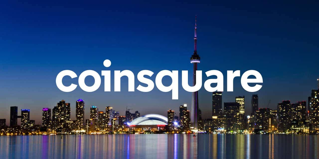 Coinsquare crypto exchange launches a Canadian Dollar-Pegged Stablecoin, eCAD