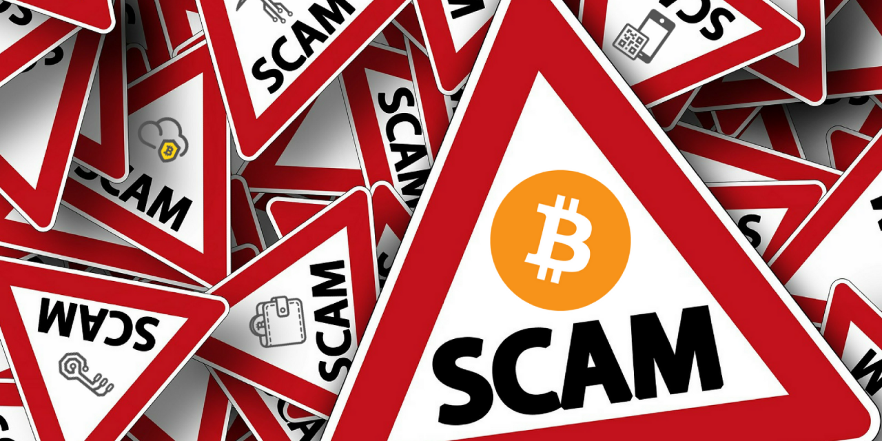 Bitcoin scam rips people off of $ 2 million