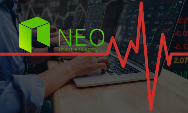 NEO price down by 4.71% in the last 24 hours