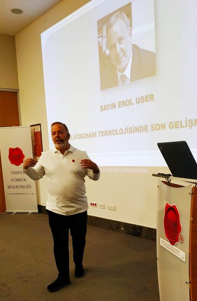 Erol User -Chairman of BlockchainArmy