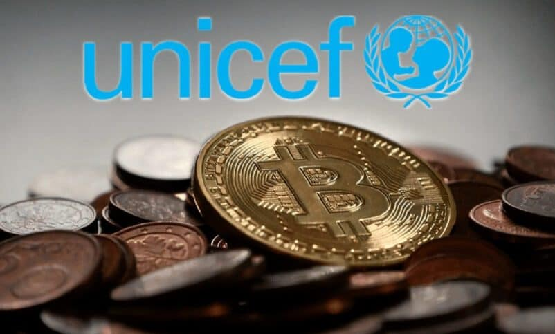 UNICEF Donations in Bitcoin and Ether