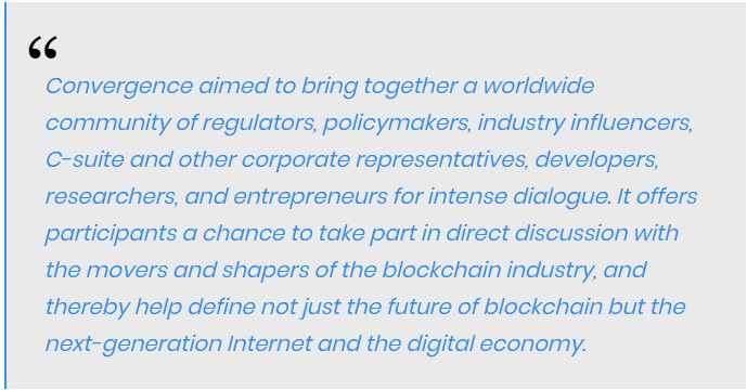 BlockchainArmy Founder President Erol User commented