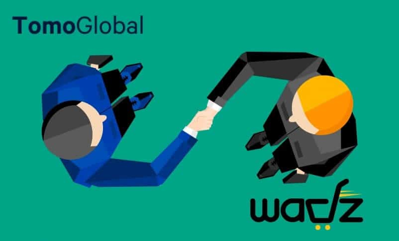 Tomo Global Collaborates With Wadz to Give New Dimensions to the Internet Economy