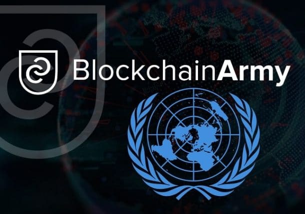 Blockchain Applications at UN Geneva
