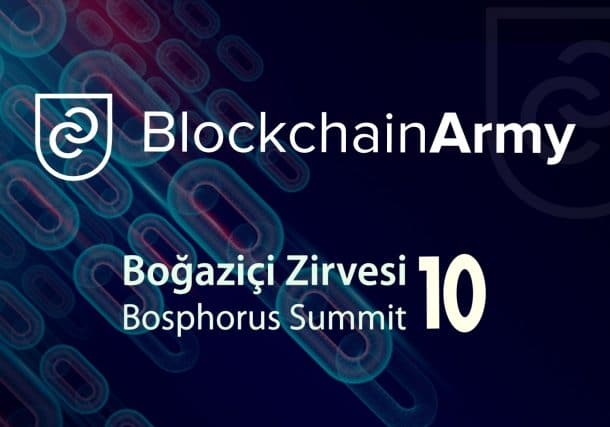 BlockchainArmy Chairman Erol User Speaks on Blockchain Revolution in Finance Sector