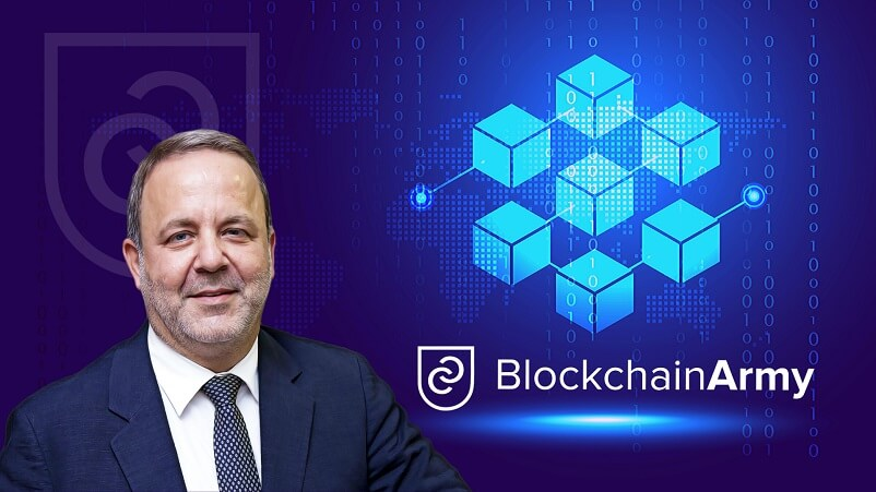 BlockchainArmy Chairman Erol User Opines Blockchain Future In 2020