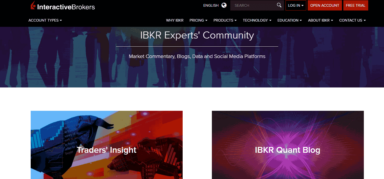 Interactive Brokers Reviews - IBKR Expert's Community