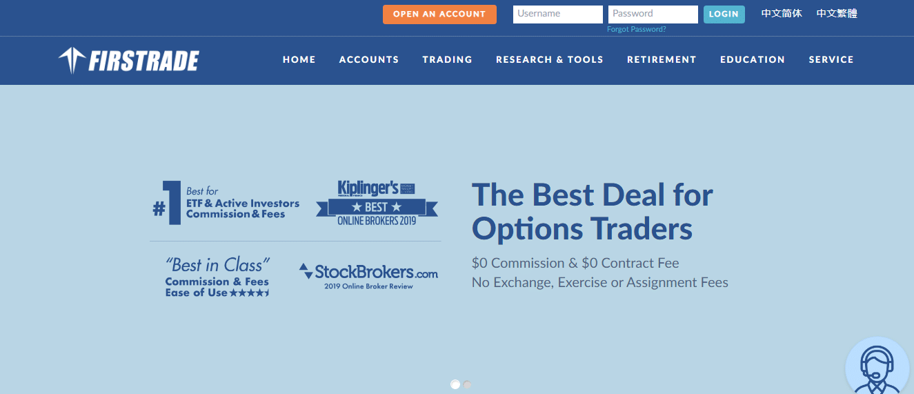 Firstrade Reviews - Best Deal For Option Traders