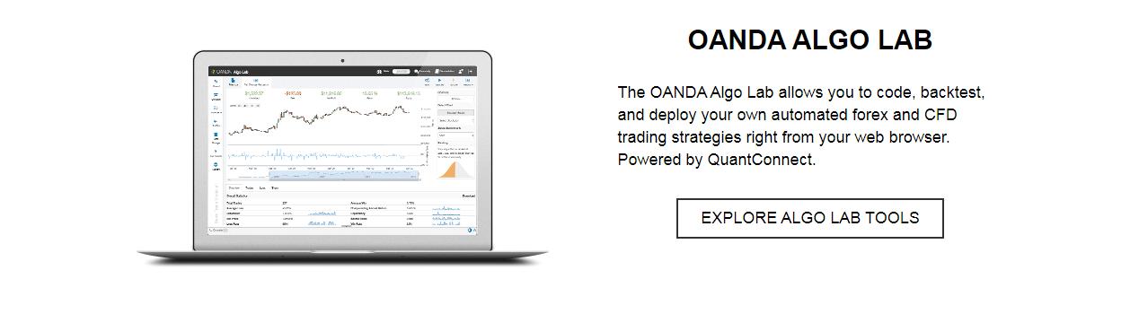 Oanda Review - Oanda Algo Lab