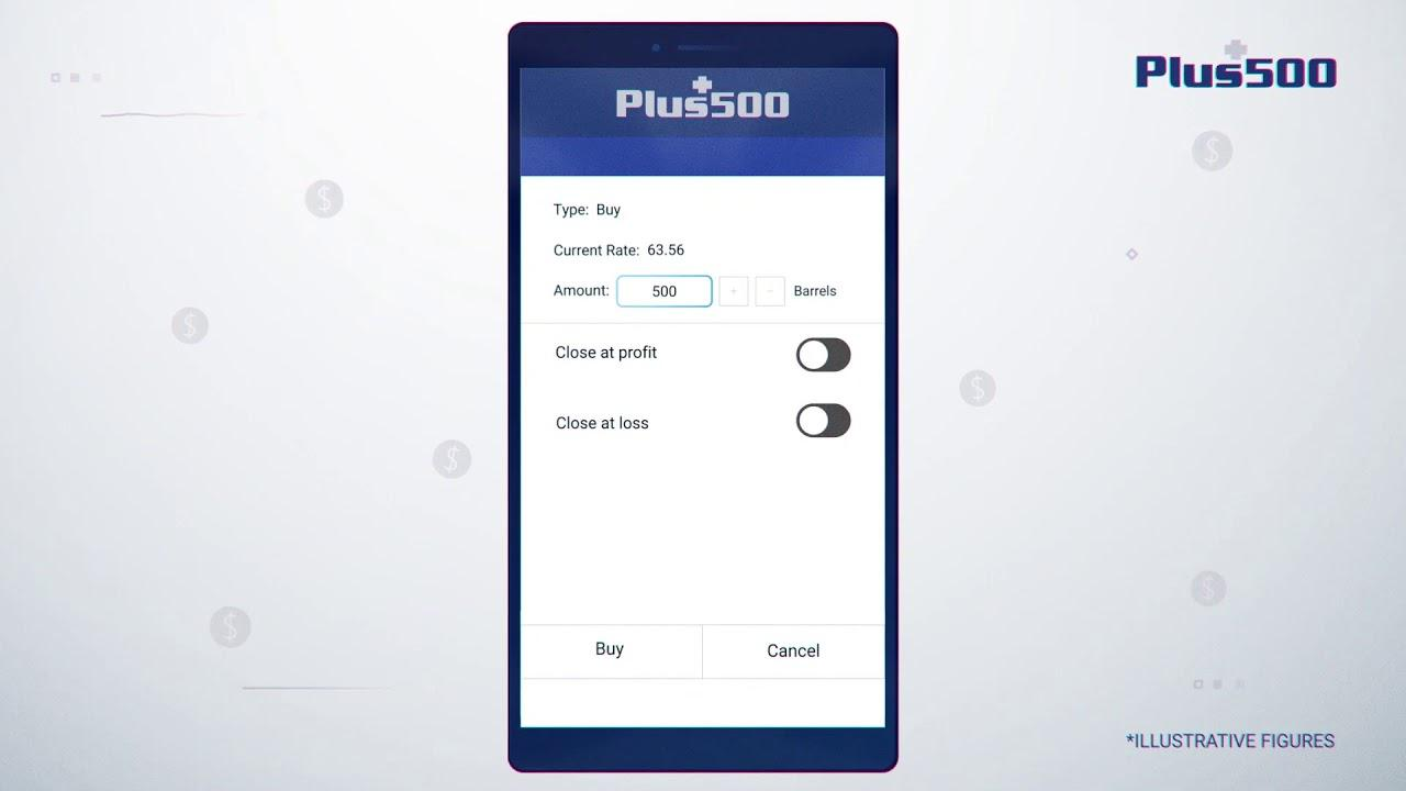 Plus500 Review - Mobile Trading