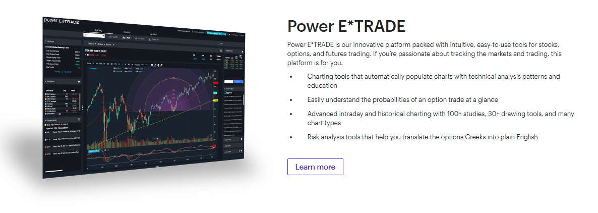E*Trade Reviews - Pro Option