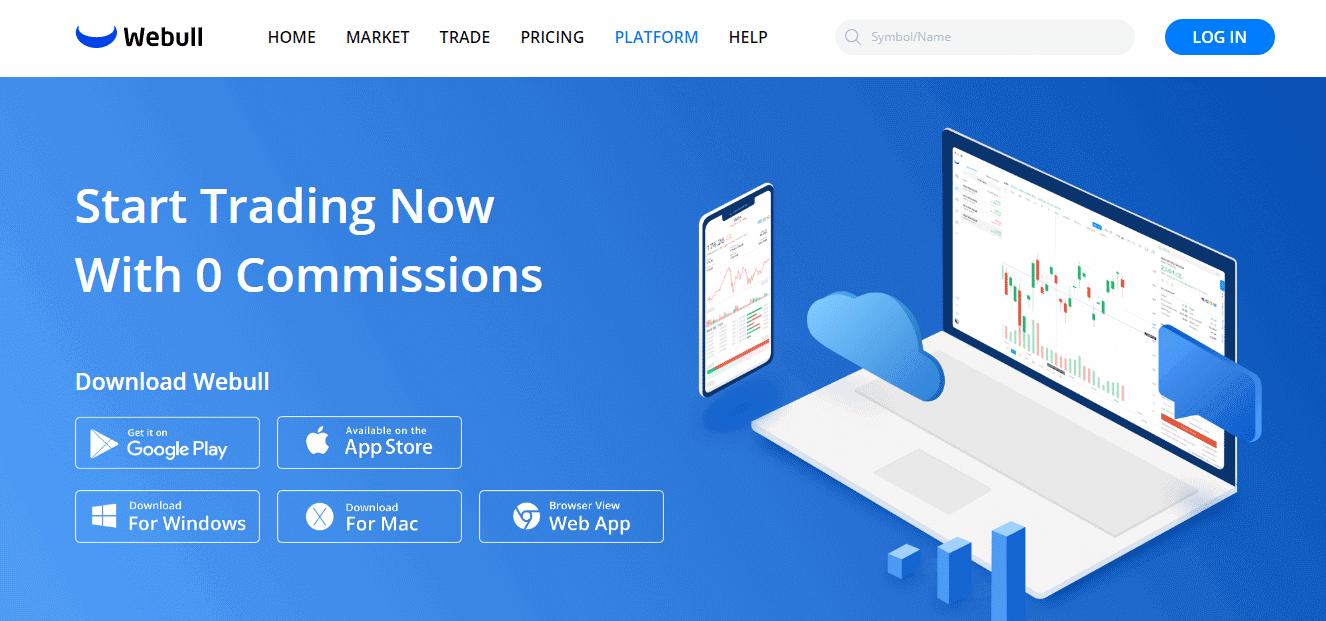 Webull Reviews - Start Trading