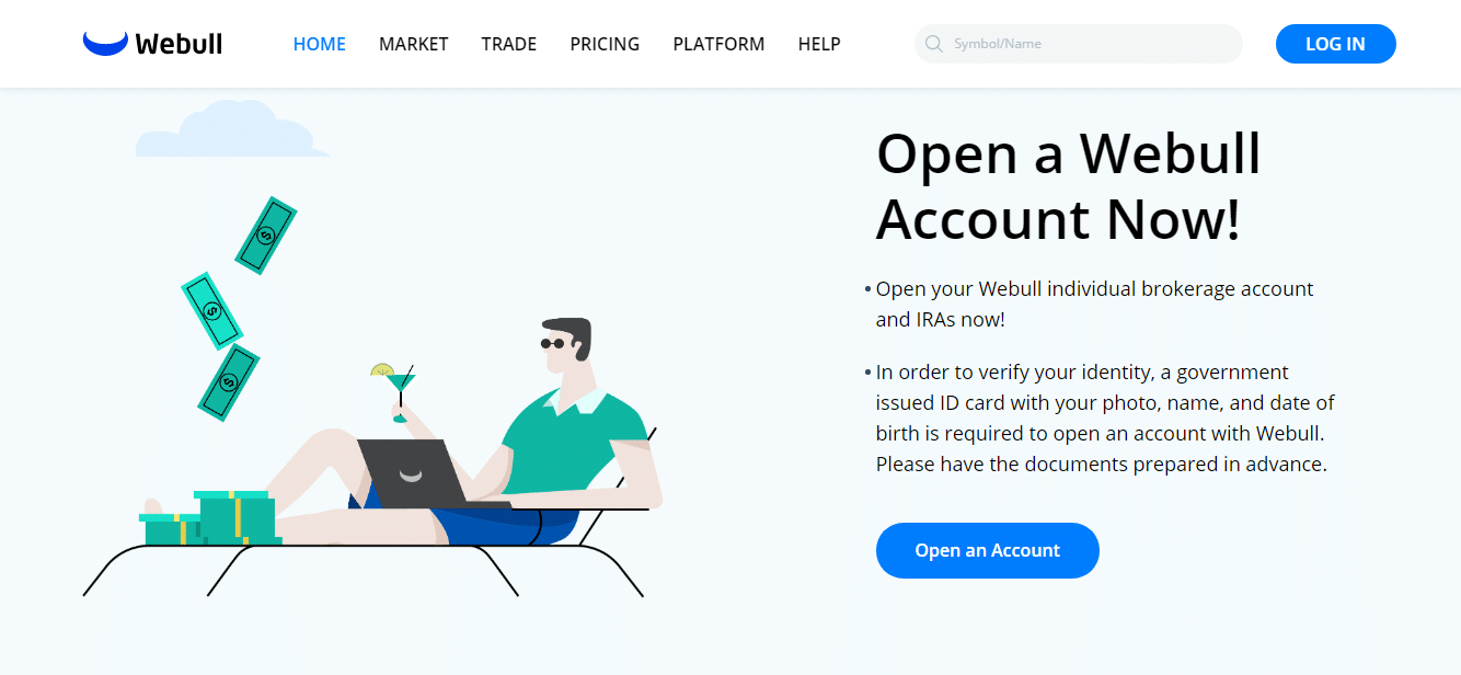 Webull Reviews - Open Account