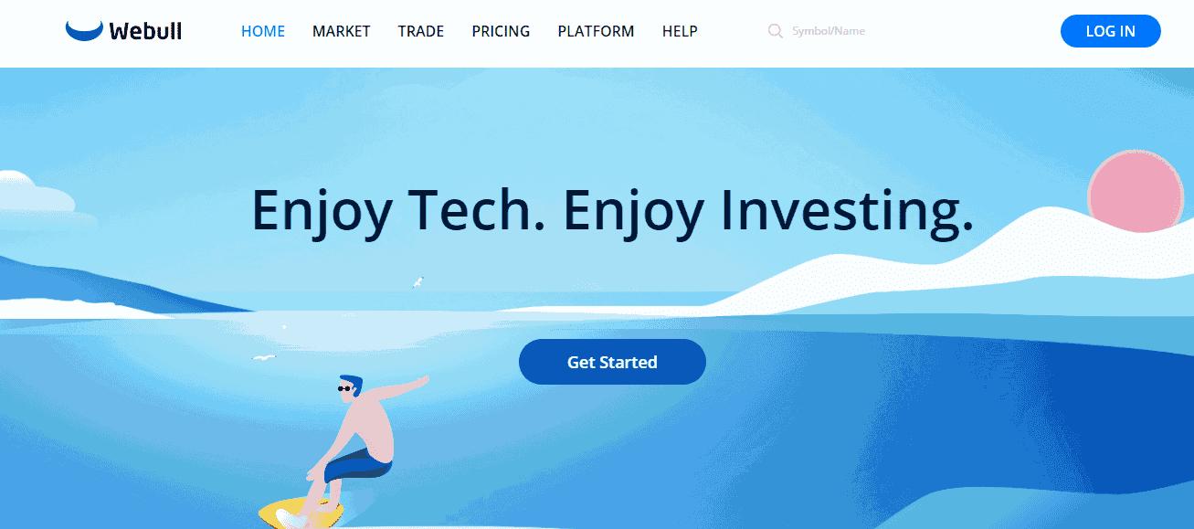 Webull Reviews - Enjoy Investing