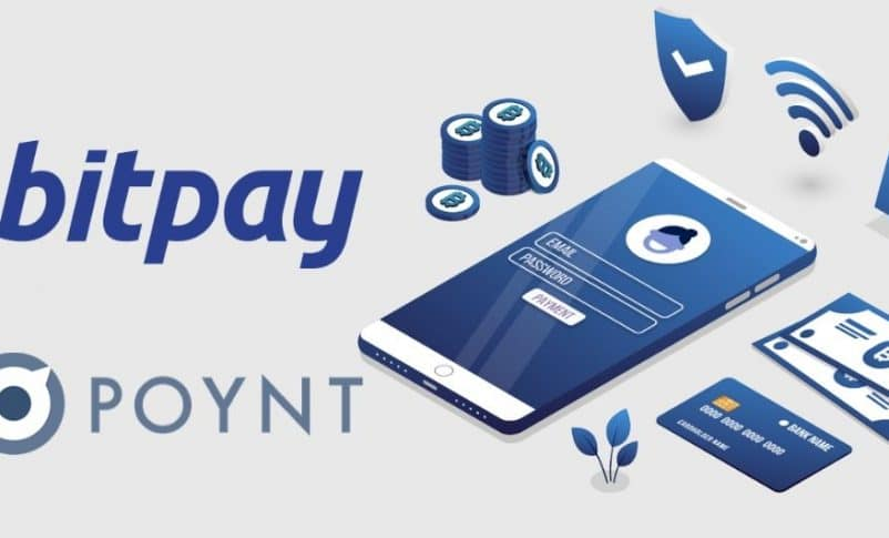 Bitpay Partners With Poynt