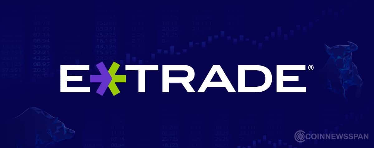 does etrade transact cryptocurrencies