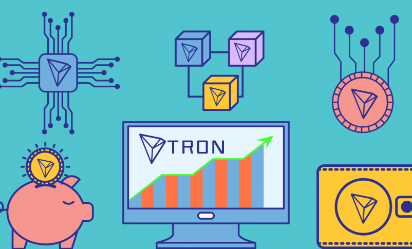 TRX Price News