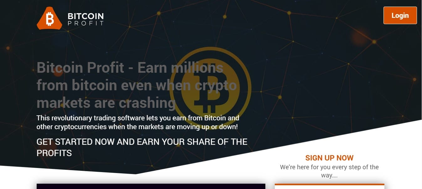 Bitcoin Profit Review – About the best auto trading app!