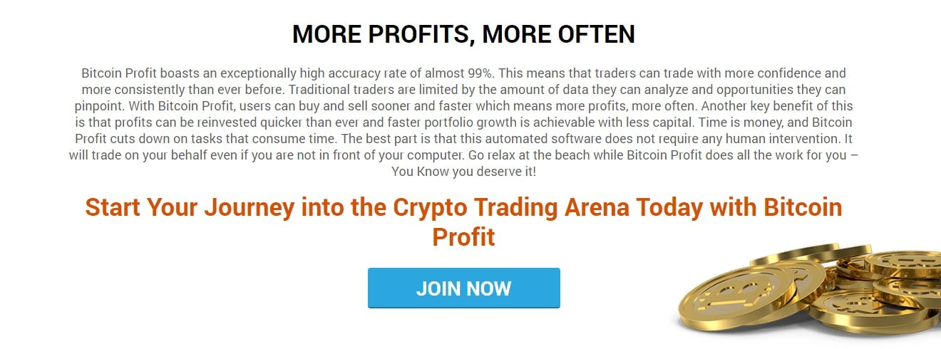 Bitcoin Profit Review – Win Rate of Bitcoin Profit